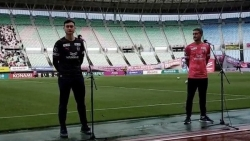 Văn Lâm chính thức ra mắt Câu lạc bộ Cerezo Osaka, cổ động viên nức lòng