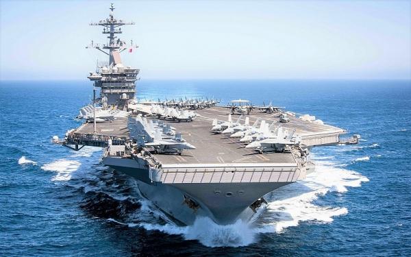 5 cách tàu sân bay Mỹ có thể bị đánh chìm