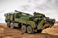 Khám phá pháo tự hành ATMOS 2000 Philippines sắp sở hữu