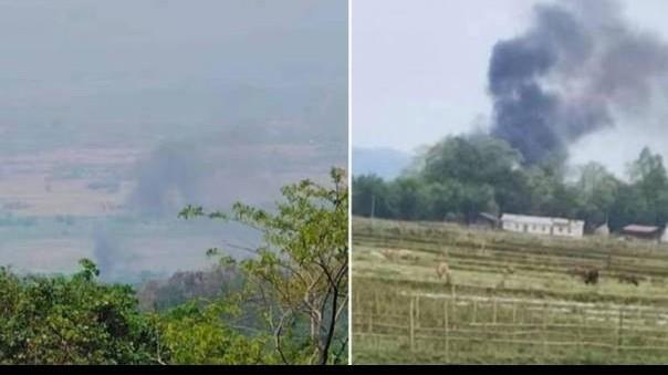 Myanmar: Nhóm sắc tộc có vũ trang bắn hạ trực thăng của quân đội