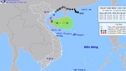 Dự báo thời tiết hôm nay: Trung Bộ mưa lớn do hoàn lưu áp thấp nhiệt đới, mưa to đến hết 25/7