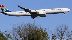 Vướng nợ nần, hãng hàng không của Nam Phi phải tạm ngừng chuyến bay