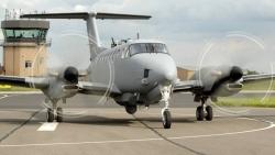 Giải mã sức mạnh của Beechcraft King Air – 'ngựa thồ trên không' của quân đội Mỹ
