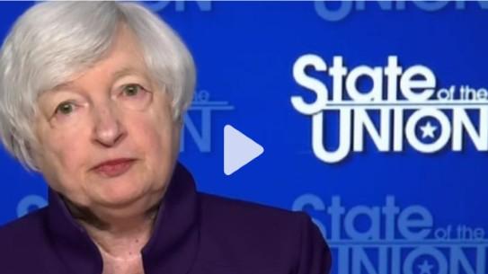 Bộ trưởng Tài chính Mỹ: Tình hình lạm phát sẽ cải thiện trong nửa cuối năm 2022