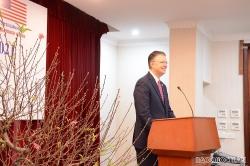 Đại sứ Hoa Kỳ thích bánh chưng và trân trọng văn hóa cổ truyền Việt