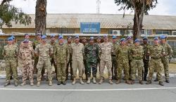 Liên hợp quốc thông qua Nghị quyết về Cyprus và Liên đoàn Arab