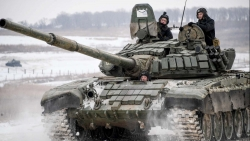 Căng thẳng Nga-Ukraine tại Đông Ukraine: Dễ nóng, khó nguội