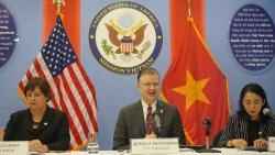 Đại sứ Mỹ Kritenbrink: 'Washington sẽ tiếp tục phản đối Bắc Kinh đe dọa các nước ở Biển Đông'