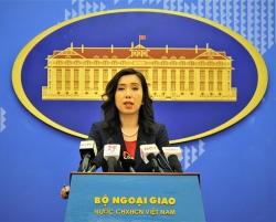 Người Phát ngôn Bộ Ngoại giao: Việt Nam không tạo lợi thế cạnh tranh không công bằng trong thương mại quốc tế