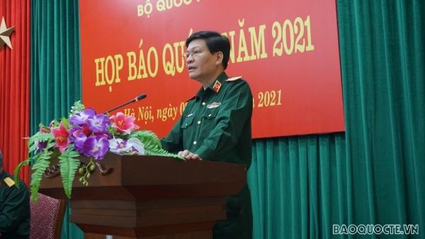 Bộ Quốc phòng đi đầu trong công tác phòng chống dịch Covid-19