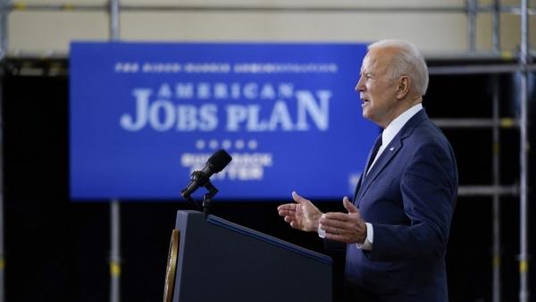 Kế hoạch 2.000 tỷ USD của ông Joe Biden: Đại tu 'thế thượng phong'