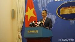 Việt Nam bác bỏ thông tin sai trái của Trung Quốc về Biển Đông