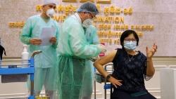 Covid-19: Campuchia ghi nhận gần 500 ca mắc mới, dỡ bỏ 'khu vực Vàng' ở Phnom Penh