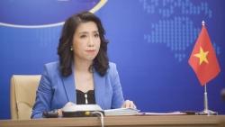 Bộ Ngoại giao thông tin về hai chuyên gia Trung Quốc nhiễm Covid-19