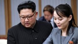 Em gái quyền lực của Chủ tịch Triều Tiên Kim Jong-un ra cảnh cáo Mỹ-Hàn: 'Sự khởi đầu khó chịu'