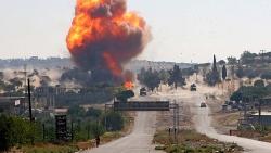 Điều chỉnh mới của Nga tại Syria