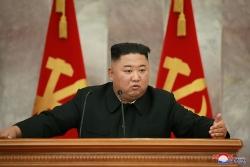 Chủ tịch Kim Jong-un dự họp Quân ủy Trung ương