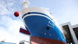 Biển Đông: Việt Nam phản đối tàu Trung Quốc thăm dò ở Hoàng Sa