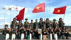 Army Games lần đầu được tổ chức tại Việt Nam là cơ hội quảng bá hình ảnh đất nước