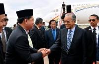 Thủ tướng Malaysia thăm chính thức Campuchia