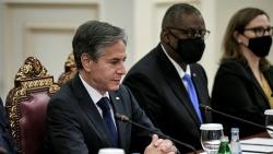 Bộ trưởng Mỹ thăm Trung Đông: Afghanistan và hơn thế nữa