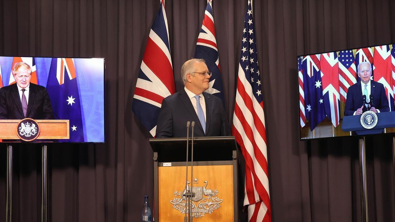 Ba điểm khác biệt của thỏa thuận Mỹ-Anh-Australia (AUKUS)