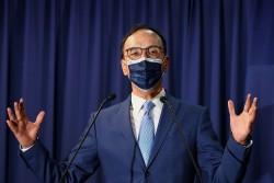 Chủ tịch Trung Quốc: Eo biển Đài Loan 'phức tạp và đáng lo ngại'