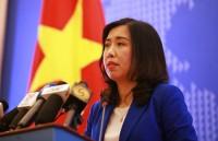 Việt Nam phản hồi về việc công dân bị bắt giữ tại Malaysia