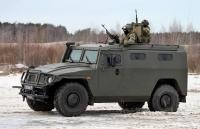 Nga điều động hàng chục xe bọc thép hỗ trợ quân cảnh tại Syria