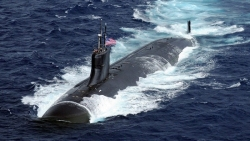 Việt Nam bình luận vụ tàu ngầm hạt nhân Mỹ hư hại trên Biển Đông