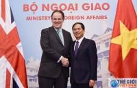 Hợp tác kinh tế là trụ cột quan trọng giữa Việt Nam - Anh