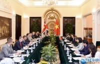 Thông cáo chung Đối thoại Chiến lược Việt Nam - Anh lần thứ 6