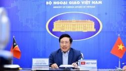 Việt Nam sẵn sàng hỗ trợ và hợp tác tích cực với Timor-Leste