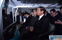 Đoàn đại biểu cấp cao Triều Tiên thăm Hải Phòng