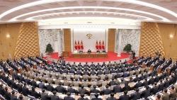 Triều Tiên hoạch định chính sách liên Triều và đối ngoại
