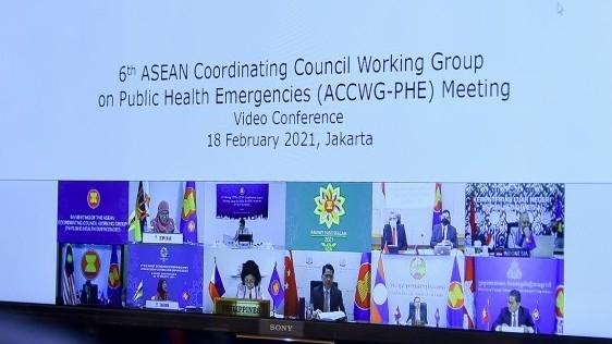 ASEAN chi 10,5 triệu USD từ Quỹ ứng phó Covid-19 để mua vaccine hỗ trợ người dân