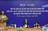 Thủ tướng: Chớp thời cơ thuận lợi để phát triển đất nước