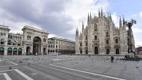 Italy ngừng tất cả hoạt động không thiết yếu để ngăn chặn dịch Covid-19