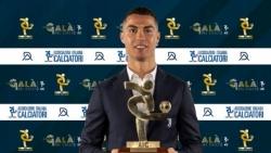 Cristiano Ronaldo xuất sắc nhất Serie A năm 2020