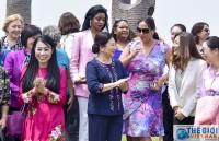 Các nhà ngoại giao nữ quốc tế tham quan Vĩnh Phúc