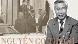 Nguyễn Cơ Thạch – huyền thoại ngành ngoại giao và những chuyện kể mãi không hết…