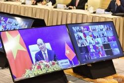 Tiêu điểm quốc tế trong tuần: ASEAN 'nắm chặt tay', thông điệp 'rắn' của Tổng thống Nga, Ấn Độ quay quắt vì Covid-19