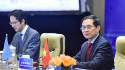 Bộ trưởng Ngoại giao Bùi Thanh Sơn: Bảo vệ cơ sở hạ tầng thiết yếu chính là nền tảng để xây dựng hoà bình bền vững