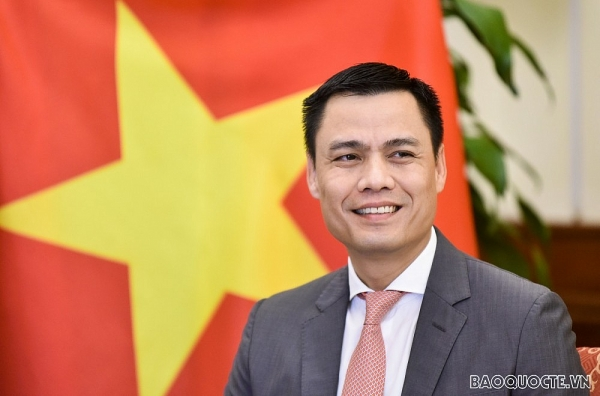 Thứ trưởng Đặng Hoàng Giang: Phát huy thành công tháng Chủ tịch, tiếp tục thúc đẩy đối thoại, đoàn kết và đồng thuận tại HĐBA