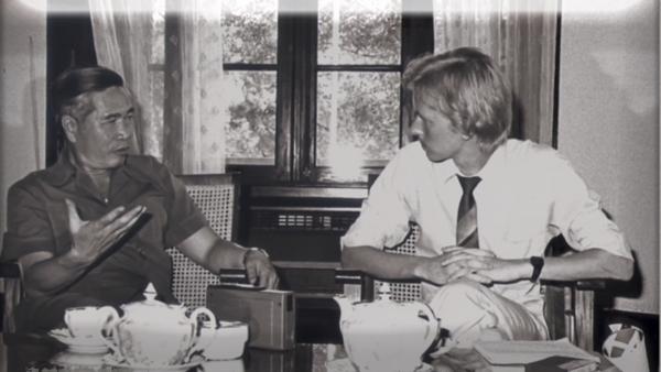 Ký ức về cuộc gặp ấn tượng và tiếng cười trứ danh của Bộ trưởng Nguyễn Cơ Thạch