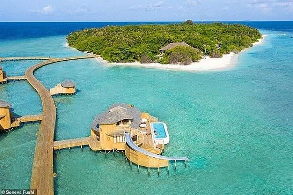 Trốn Covid-19, giới nhà giàu Ấn Độ chi bộn tiền du lịch Maldives