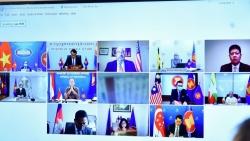Các nước ASEAN và Mỹ trao đổi về các vấn đề Biển Đông và Myanmar