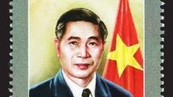 Phát hành đặc biệt bộ tem bưu chính 'Kỷ niệm 100 năm ngày sinh nhà ngoại giao Nguyễn Cơ Thạch'