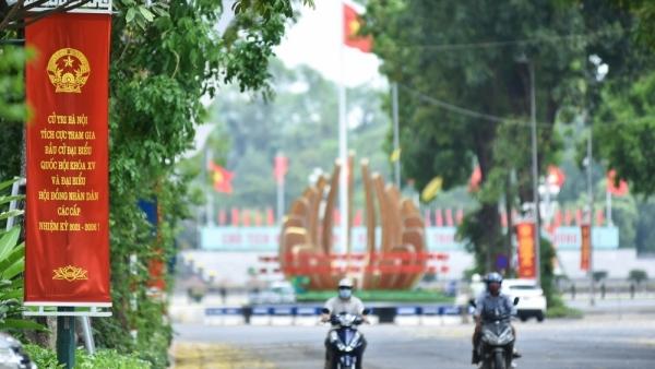 Đại sứ Trung Quốc Hùng Ba kỳ vọng Ngày hội non sông của Việt Nam diễn ra thành công tốt đẹp
