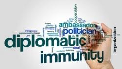 Quyền ưu đãi miễn trừ ngoại giao có phải là một trong những vấn đề cơ bản của luật pháp quốc tế?